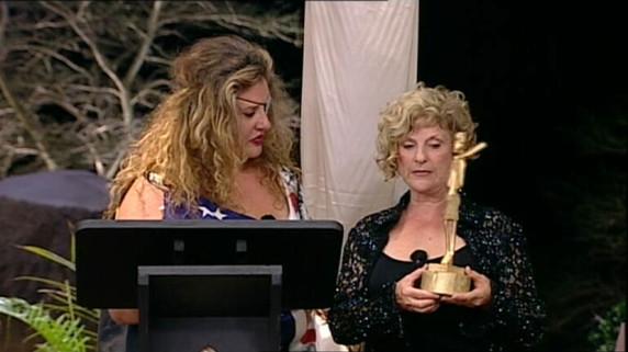 Velvet d'Amour & Claudette Dion