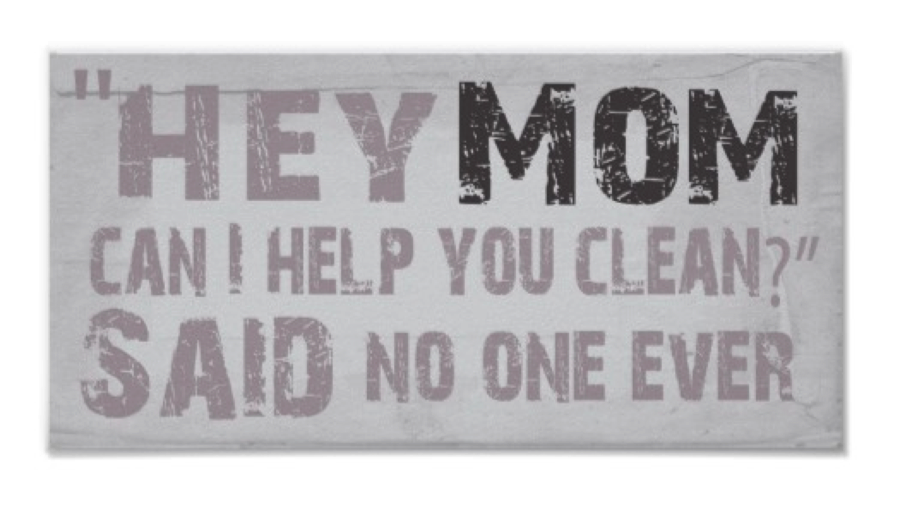 'Hey Mom' Poster: $9.00 at   Zazzle