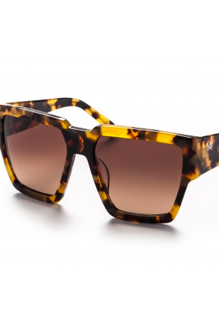AMEYEWEAR            OLD SCHOOL TORT SUNGLASSES