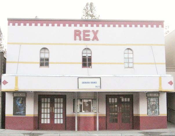 Rex Theatre - Thompson Falls, MT