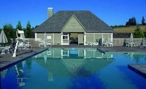 The Oregon Golf Club   pool would become the home of the Fat Babe Pool Party