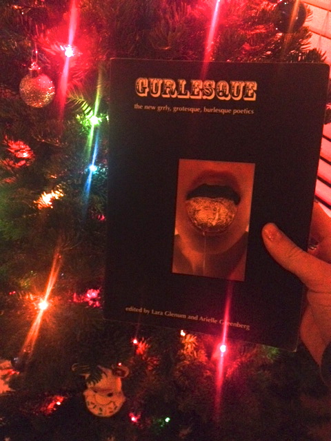 Gurlesque (and über shiny Christmas tree lights!)