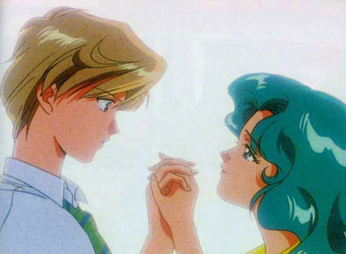 Sailor Uranus and Sailor Neptune - squee so cute!  Image via http://www.autostraddle.com/sailor-moon-reboot-coming-in-july-keeping-it-queer-for-english-speaking-fans-218227/