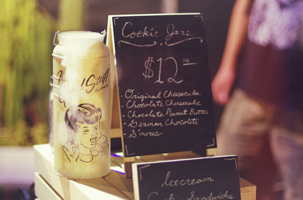 Thanks to everyone who bought our ice cream cookie sandwiches and cookie jars!