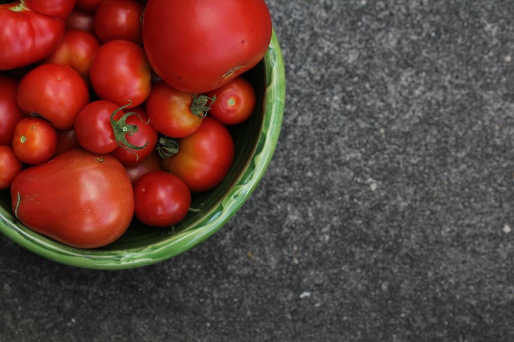 324:365 9-2-14 Tomatoes
