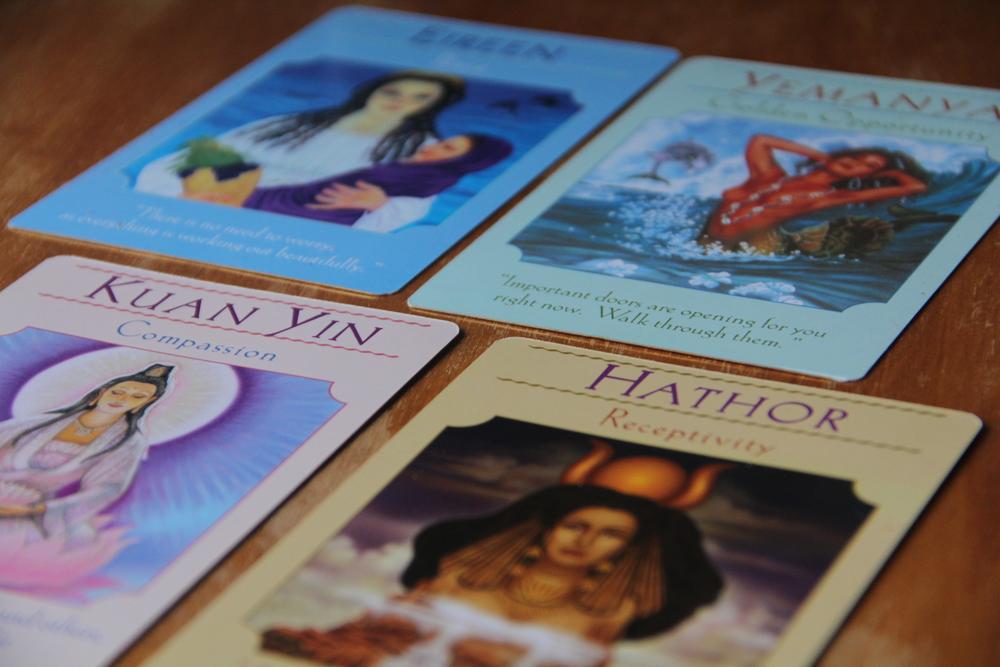 348:365 5-3-14 Goddess