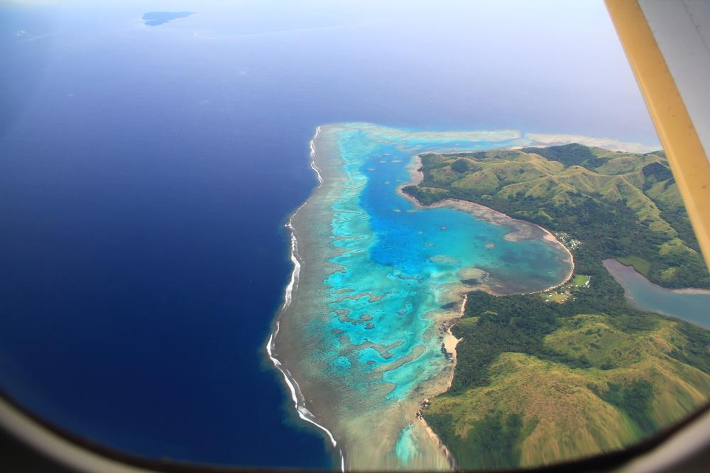 40:365 30-4-14 Shades of blue - Makogai Island