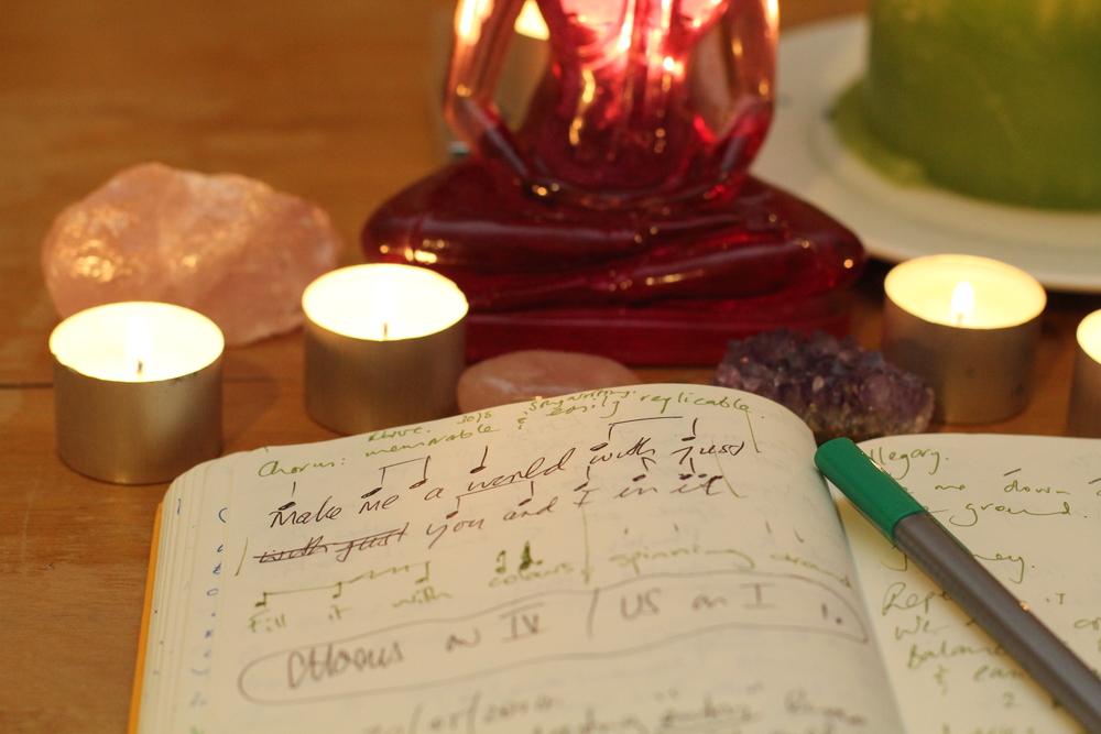 70:365 30-5-14 Learning, thinking, writing