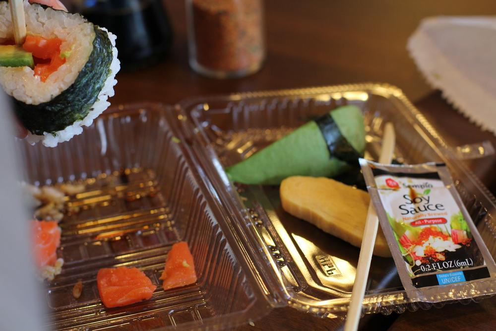 88:365 17-6-14 Sushi time