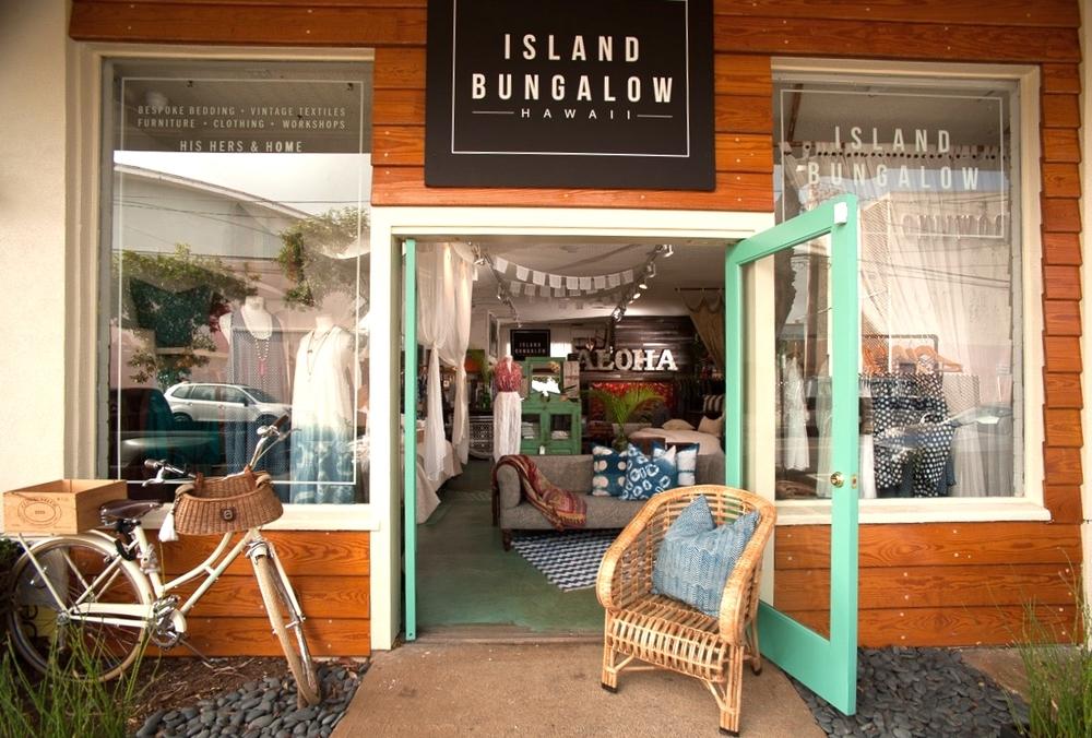 Island Bungalow Hawaii