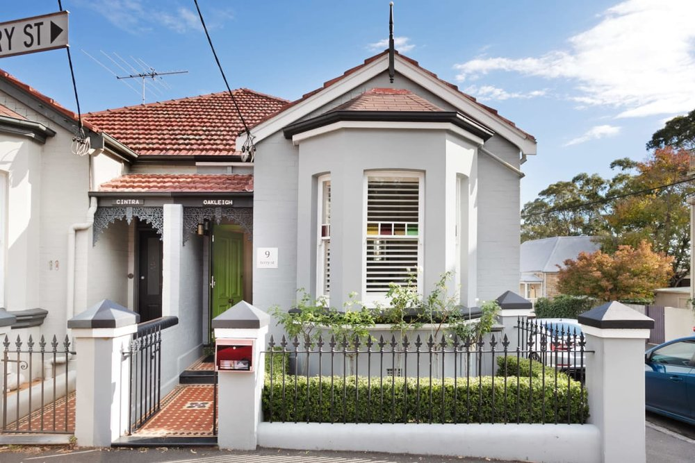 For sale:  9 Terry Street, Balmain, NSW