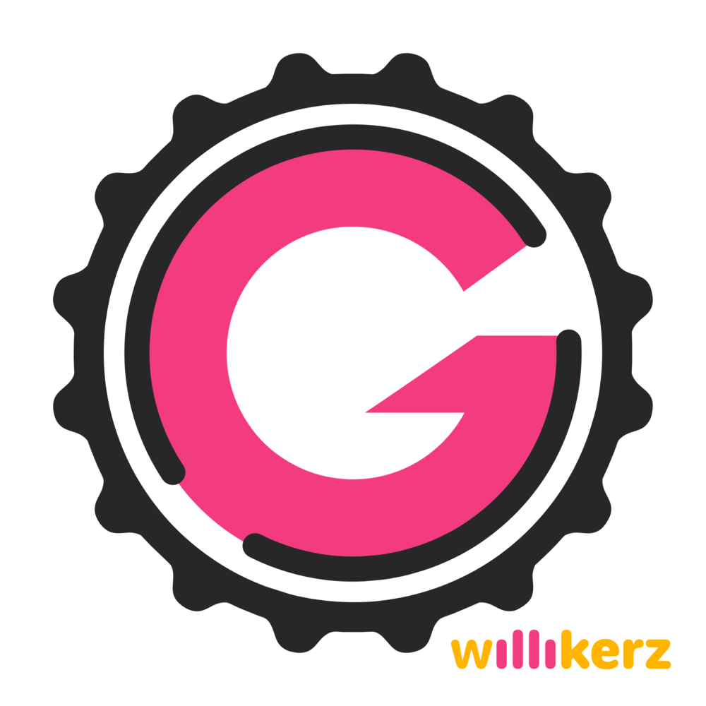 G-Willikers Logo (Black on White).png