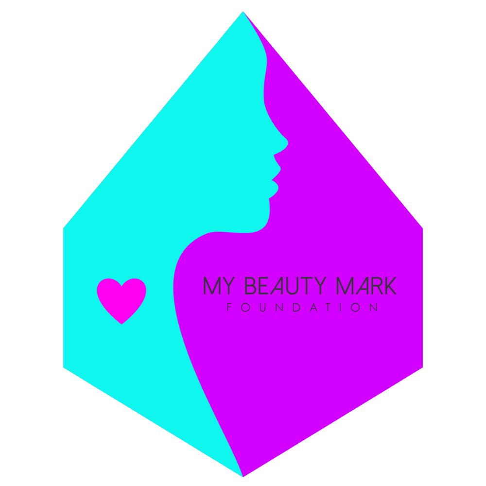 Logo | My Beauty Mark Foundation (Black&White).png