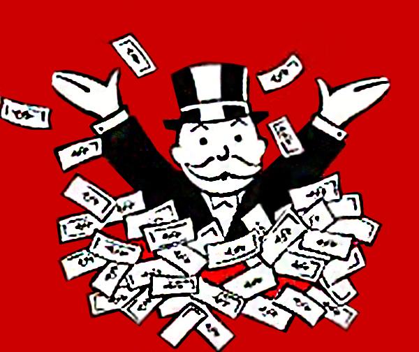 Making Dollars & Sense in the World of Digital Marketing & Advertising. [Image: Monopoly Man by Matt Pocock]