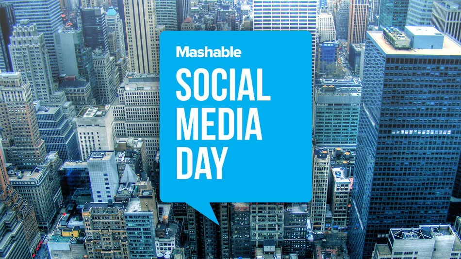 Social Media Day 2014 organised by mashable