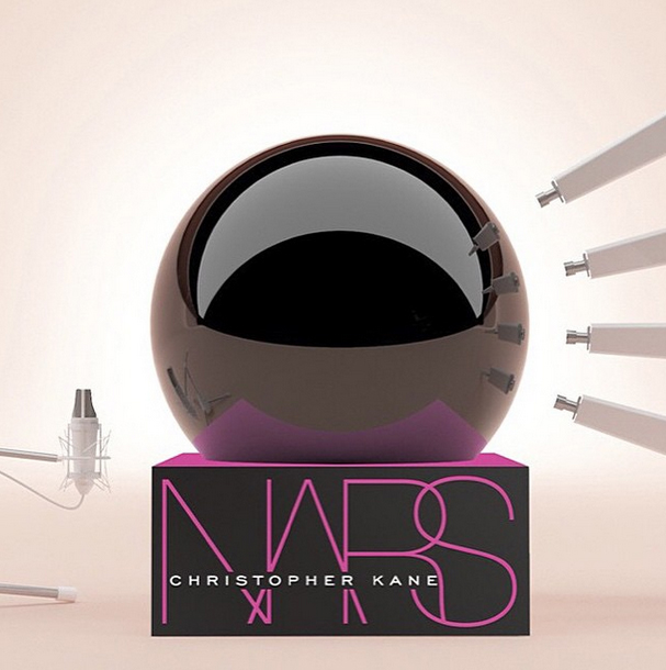 Limited edition Christopher Kane for Nars Beauty Twitter Campaign