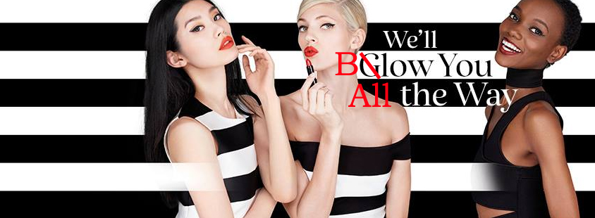 Sephora's new facebook cover - some fans may say their marketing efforts truly blow.