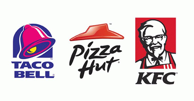Yum ! Brands restaurants