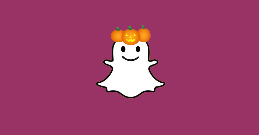 The Snapchat ghost