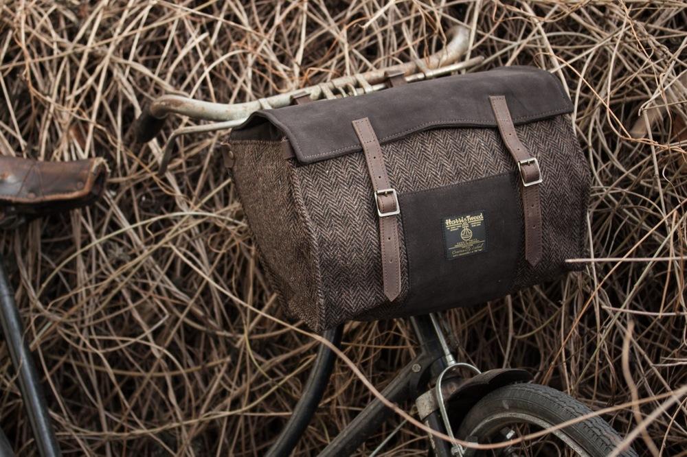 Ernest Saddle Bag , £128, Walker Slater