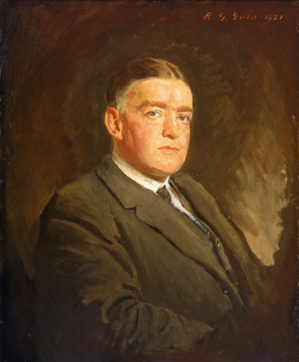 Portrait of Ernest Shackleton,  © National Maritime Museum, London