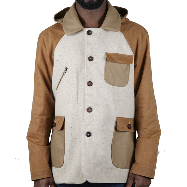 Percival Eiger Jacket, £109