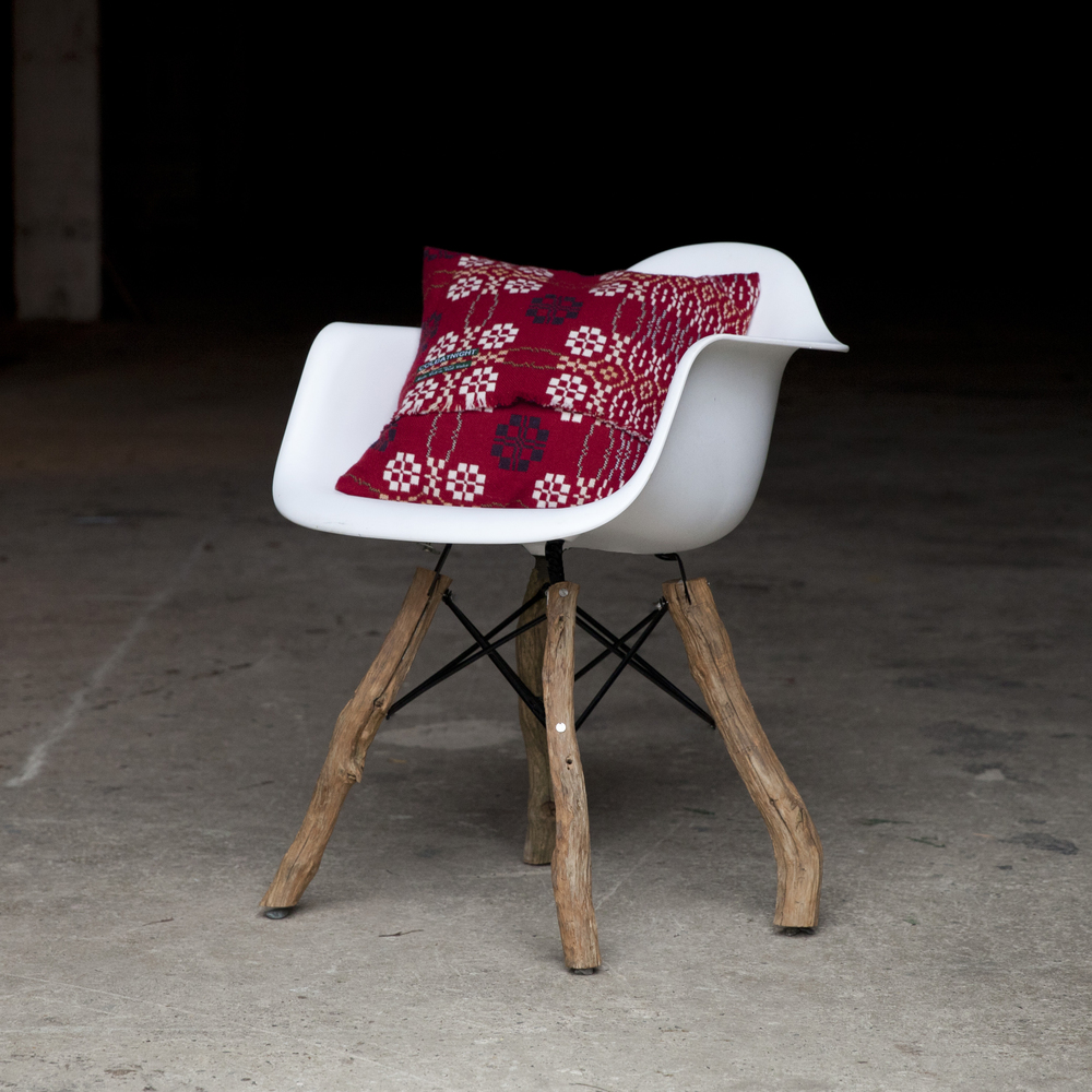Fforest Heartwood DSW chair, from £300  If Charles and Ray Eames had lived in a cabin in the woods, this is how their famous chair might have turned out. Made to order.