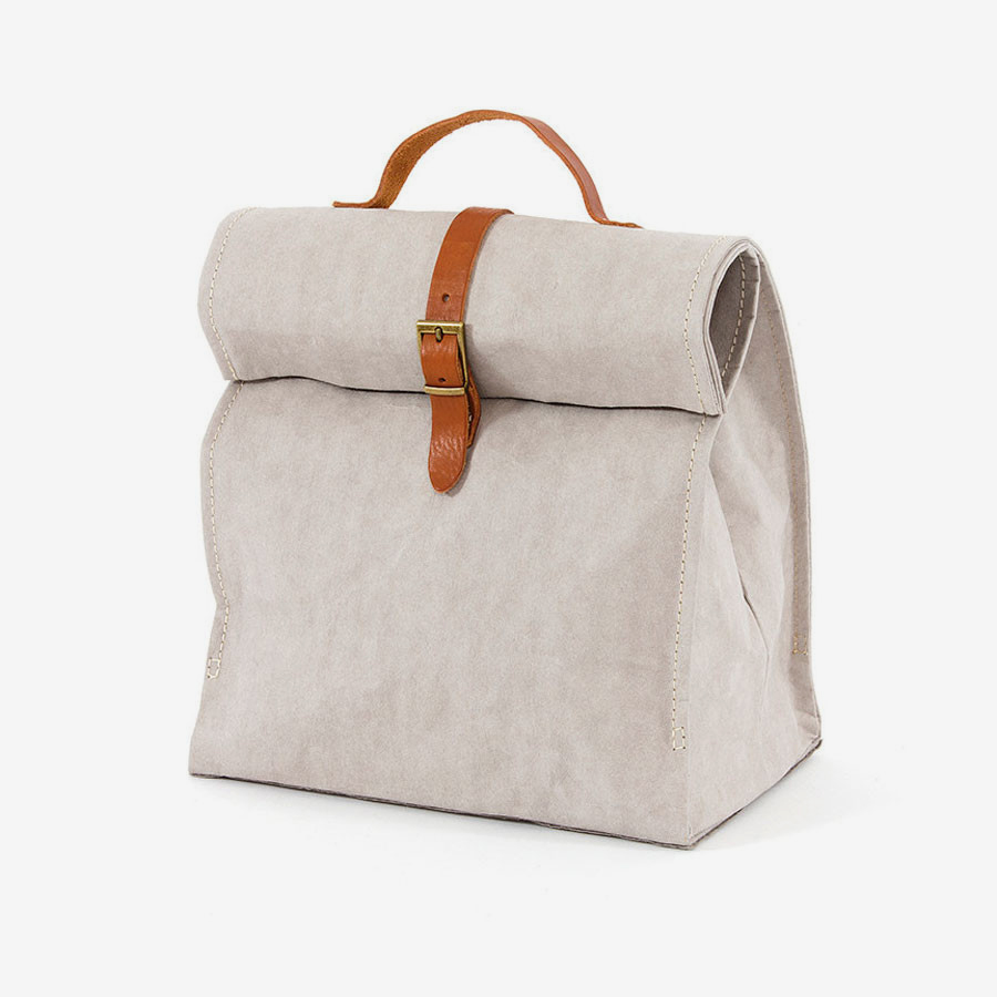 Uashmama Lunch Bag, £42 These lunch bags look and feel like leather and are perfect for the lady who lunches or the man unafraid to rock the man bag.