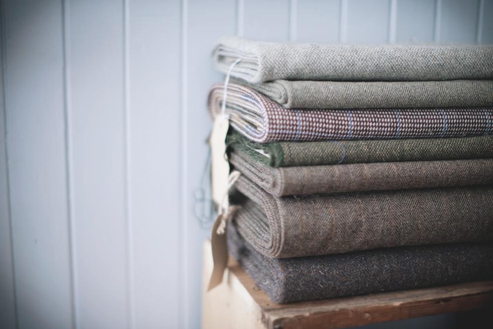 Tweed & printing