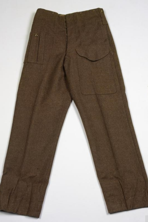 IWM trousers, Battledress UNI 12843