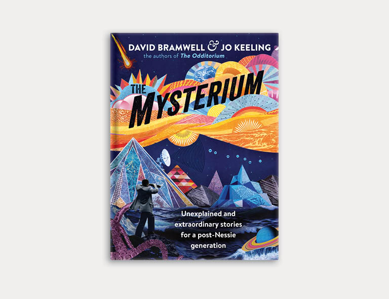 The Mysterium: Unexplained and extraordinary stories for a post-Nessie generation   (Hodder & Stoughton, 5 Oct 2017)