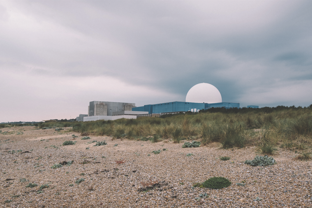 Sizewell Nuclear Power Station. All images by Colin Nicholls