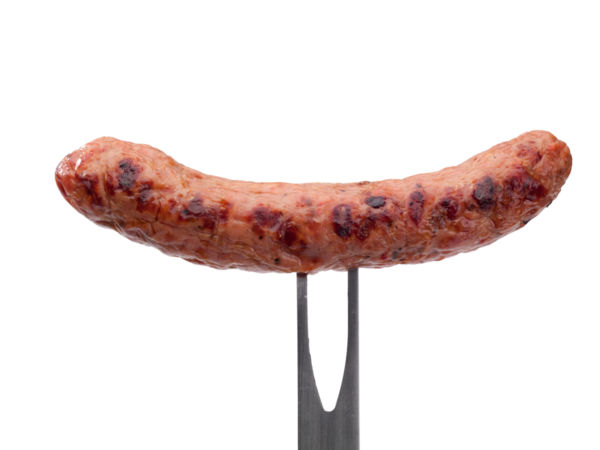 Everything has an end, only the sausage has two.  ©  photos4design.com