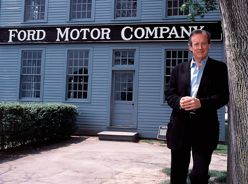 William  McDonough, Architect Ford Rouge Plant