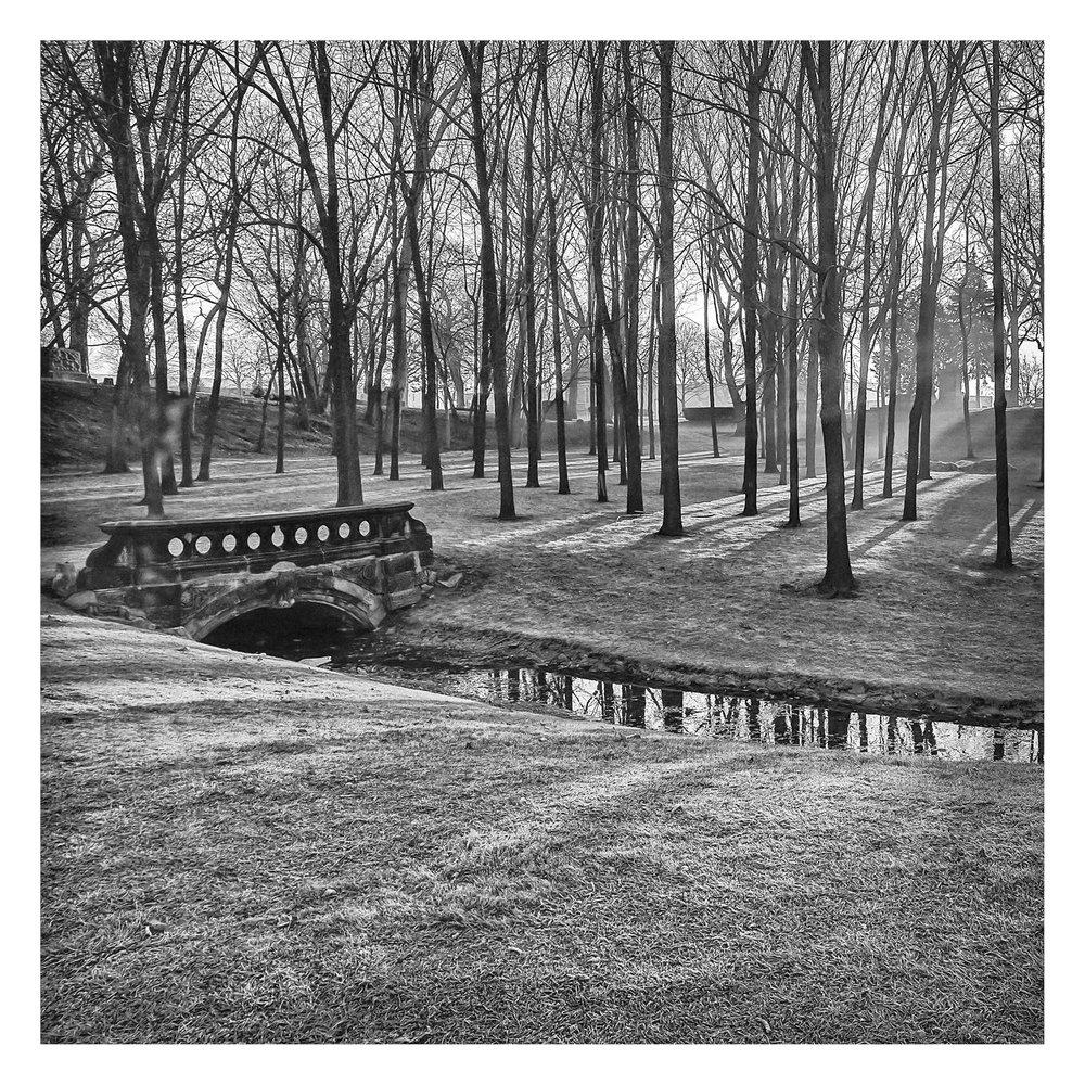 Bloody Run (Battle Site 1763), Elmwood Cemetery, Detroit