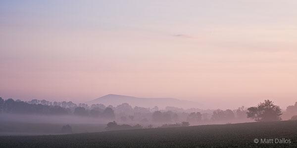 Mt. Nittany, Sunrise