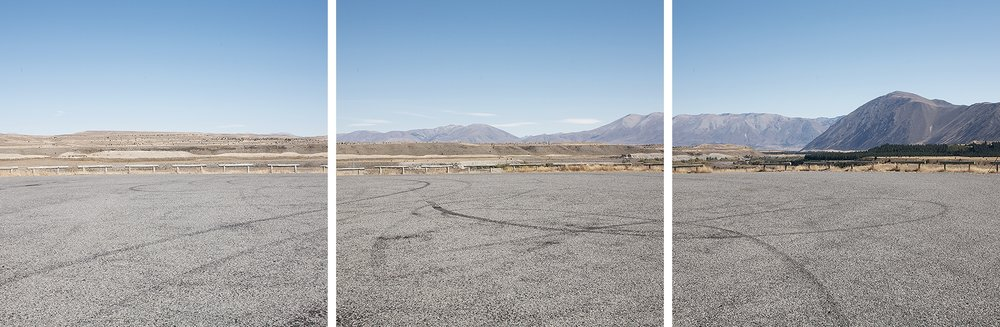 Mackenzie Basin Parking Lot