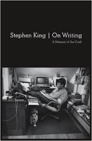 Stephen King | On Writing     I have resisted reading Stephen King for most of my life because I'm not a huge fan of scary stuff.  I found this book to be deeply humanizing.  It makes writing more about what it is, a practice... just like yoga.