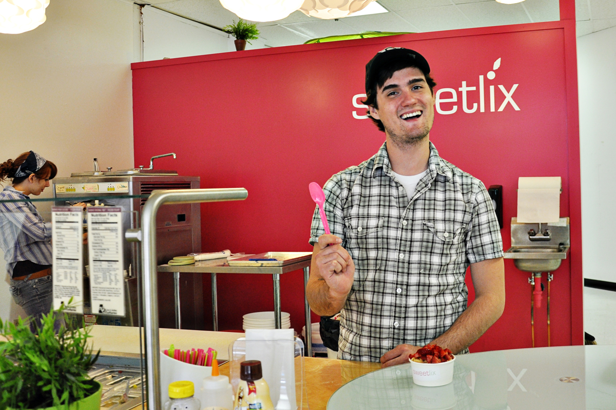 friendly faces abound at sweetlix