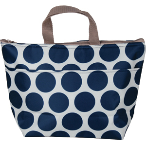 Thermal Zipper Tote :: Best lunchbag ever. And a ton of fabric options. So cute!