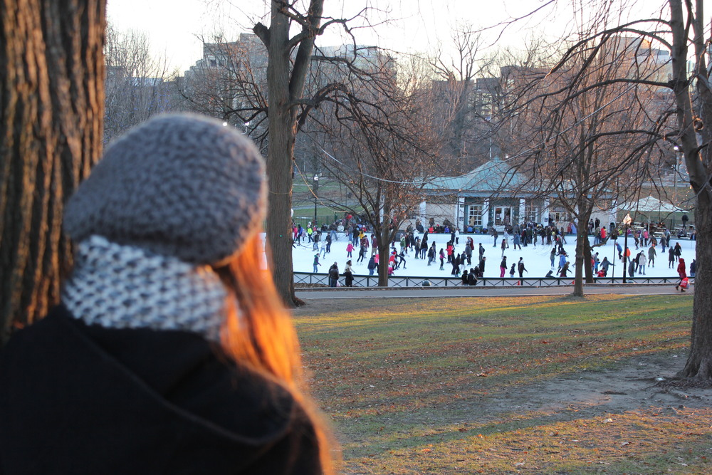 Boston Commons Frog Pond