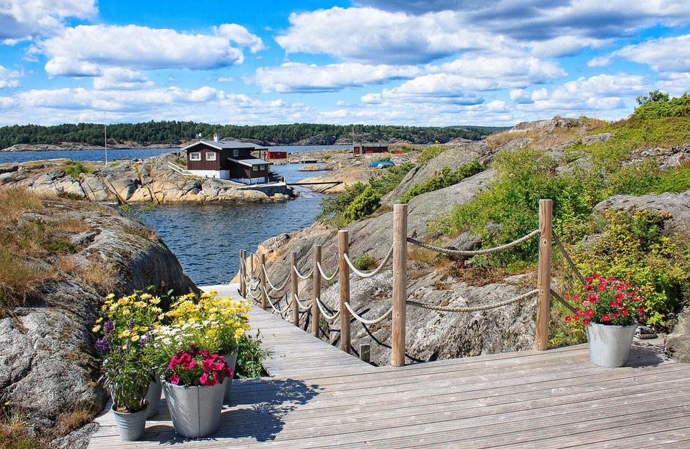 Arøyene - Vestfolds sydvestligste    ØYPARADIS    REIS HIT