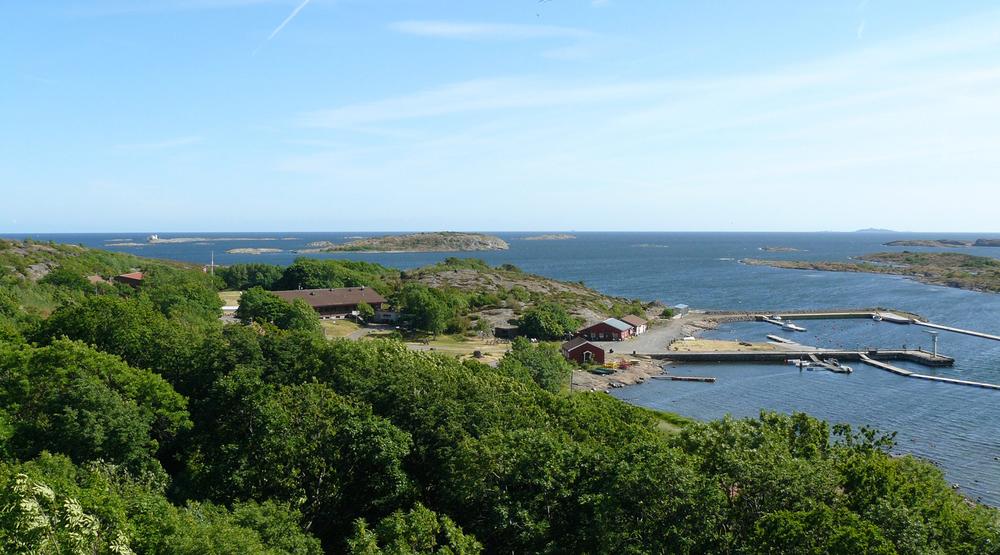 Østre Bolærne er den ytterst beliggende øya. Her fra har du fantastisk utsikt til Ytre Oslofjord. Legg merke til Fulehuk fyr, bak i bildet til venstre.