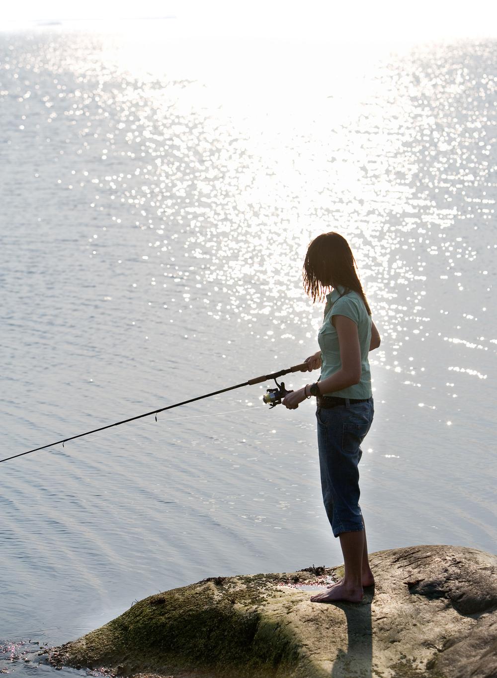 Bedre fiskeplasser i Oslofjorden enn de du finner på Bolærne, skal du lete lenge for å finne.