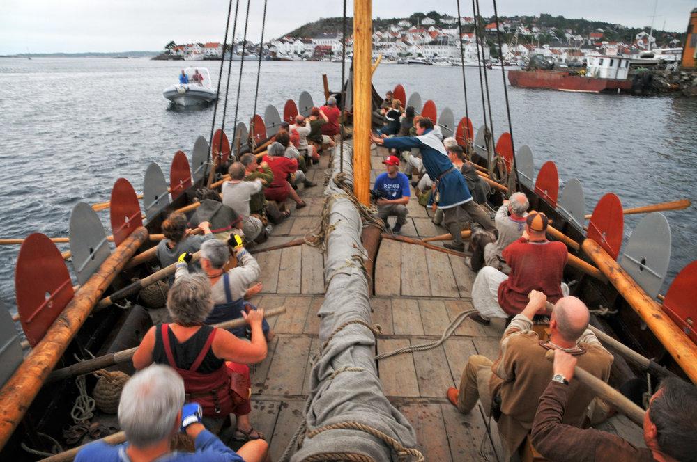 Utenfor Risør. Foto: Ole Harald Flåthen