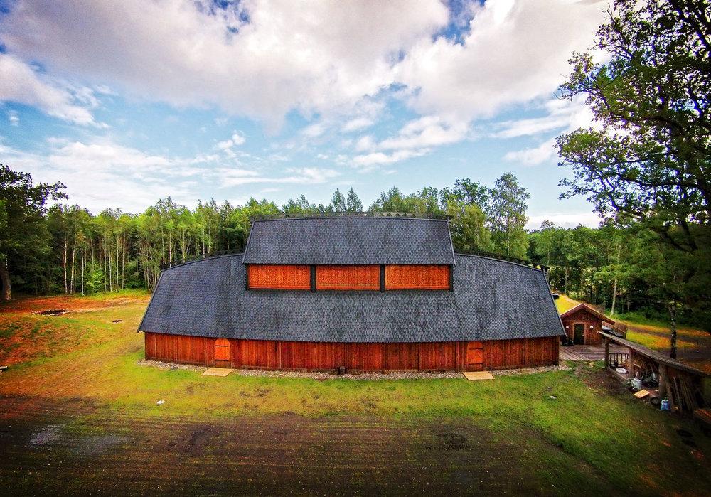 Gildehallen Borre Viking