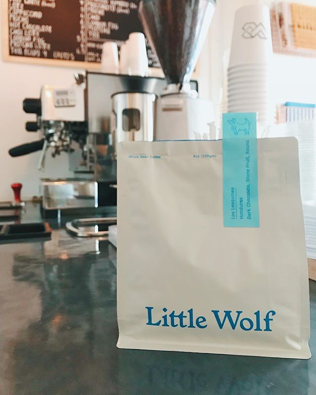 Pop in to try our latest offering from @lilwolfcoffee - Los Lesquines. With tasting notes of dark chocolate and stone fruit, this single origin from bean from Honduras is oh so tasty! Retail 8oz(226gm) bags are in stock while supplies last! • • • • • #cafe #interior #카페 #coffeelover #coffeetime #latte #coffeeaddict #coffeegram #barista #instacoffee #コーヒー #latteart #coffeeholic #caffeine #cafelife #aesthetic #coffeeshop #coffeelove #espresso #design #coffeelovers #coffeeoftheday #coffeelife #café #drink #restaurant #cappuccino #cotd #coffeemug #bermuda