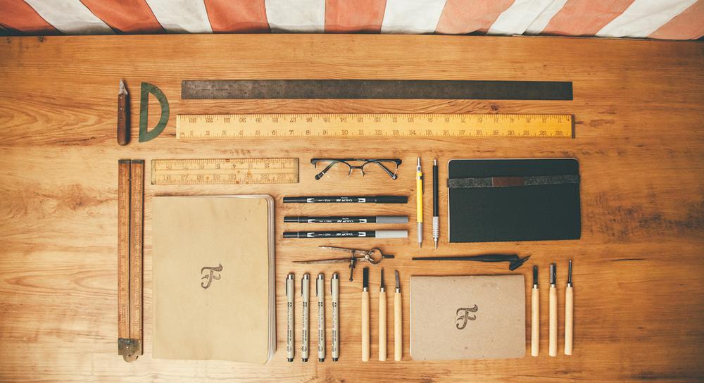 Nicolas Fredrickson Tools