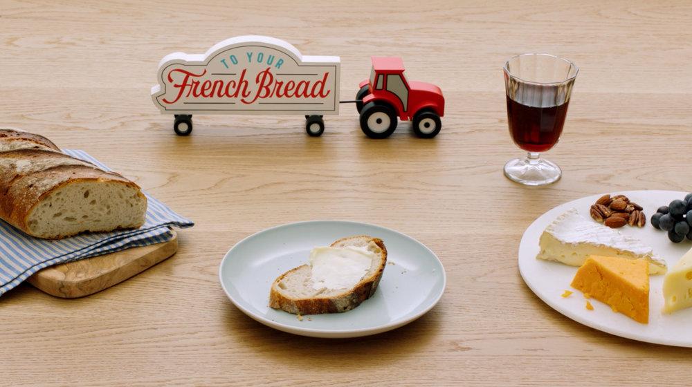 to your french bread land o lakes nicolas fredrickson
