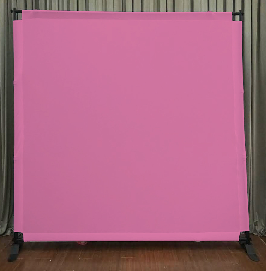 Pink  Backdrop